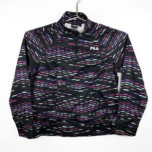 FILA Sport Womens Athleisure Jacket Size XL